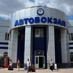 Автовокзалы Ромнов