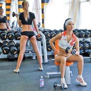 Фитнес-клубы Ромнов