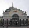 Железнодорожные вокзалы в Ромнах