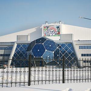 Спортивные комплексы Ромнов